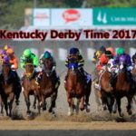 What Time Does The Kentucky Derby Start and TV Coverage info 2017