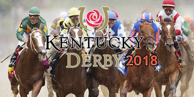 Kentucky Derby 2018 time