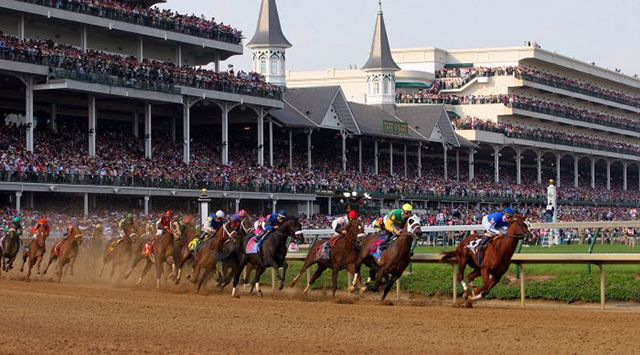 Kentucky Derby will Stage with Some Audience