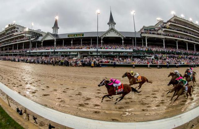 Most Recent 2020 Kentucky Derby Points Bubble