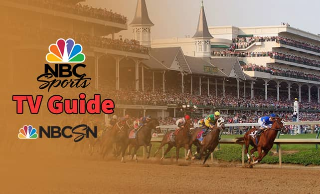 Kentucky Derby 2021 TV Coveage