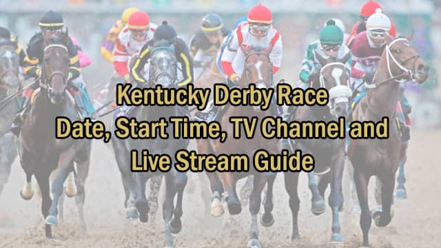 Kentucky Derby 2022 time
